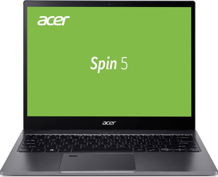 Acer Spin 5 (Design 2020) - 13,5T''/i5-1035G4/8G/512SSD/3:2/W10 šedý + stylus
