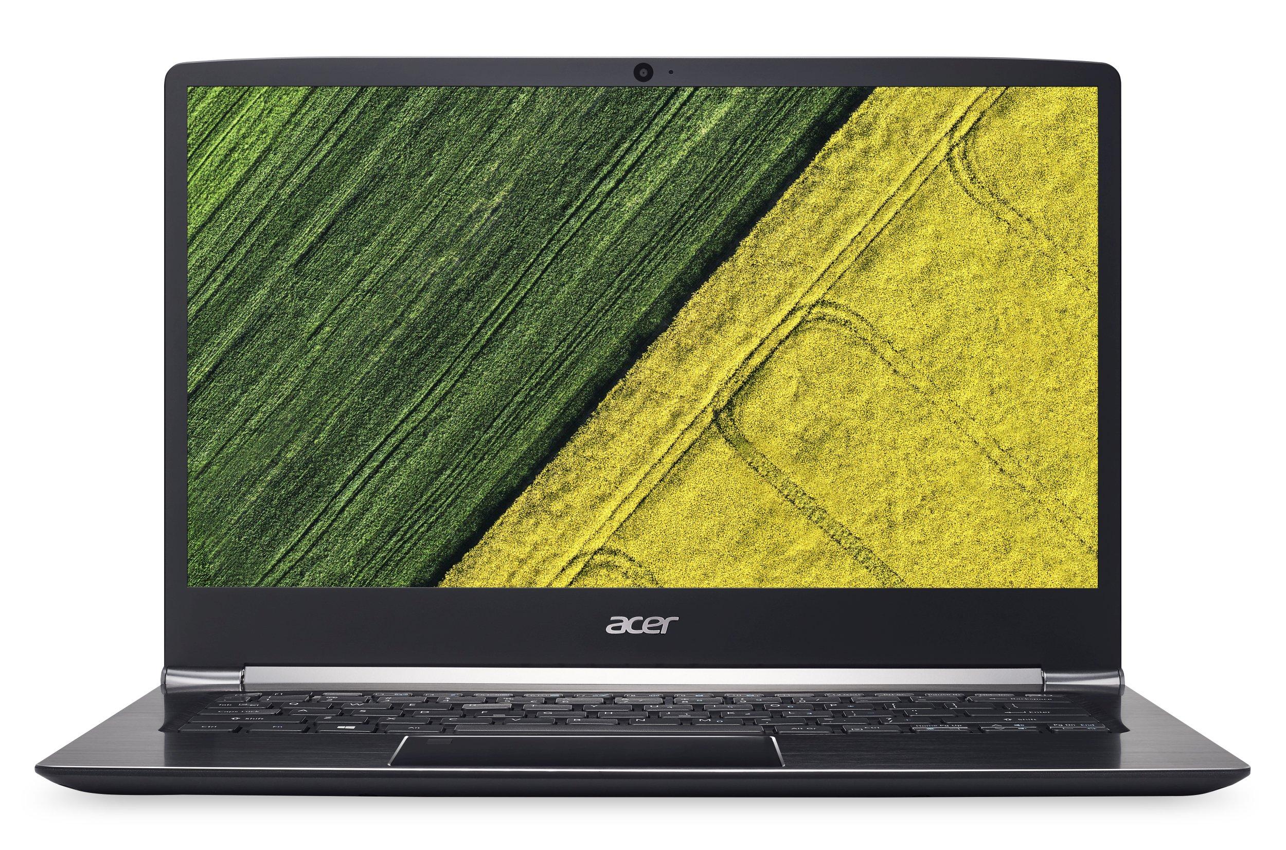 NX.GLDEC.004 Acer Swift 5 14/i7-7500U/8G/512SSD/W10 černý
