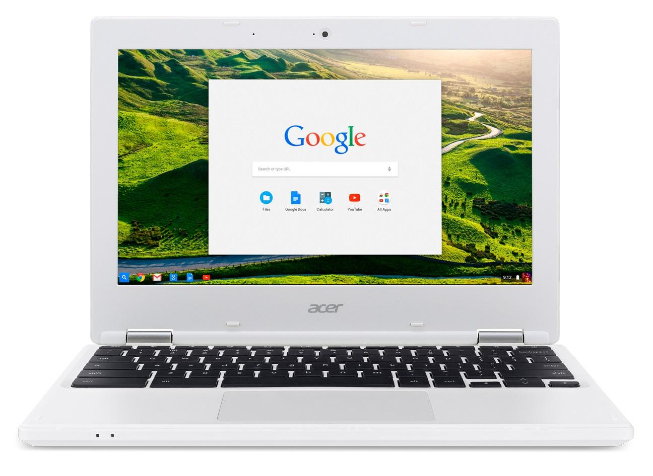 "093-000558 - Acer Chromebook 11,6""/N2840/2G/32GB/bílý"