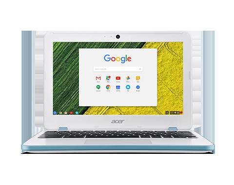"093-000558 - Acer Chromebook 11,6""/N3160/4G/32GB/bílý"