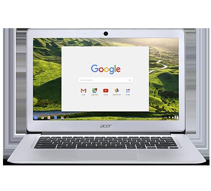 093-000558 - Acer Chromebook 14/N3160/4G/32GB/Chrome stříbrný
