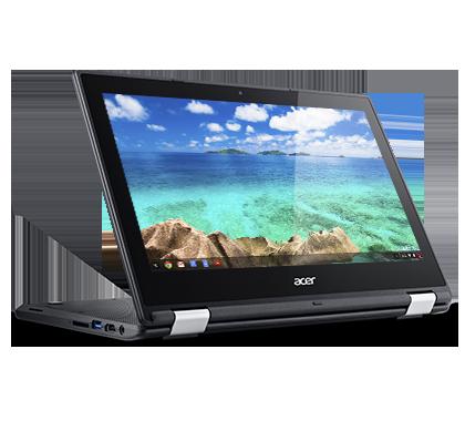 093-000558 - Acer Chromebook 11,6/N3160/4G/64GB/Chrome černý