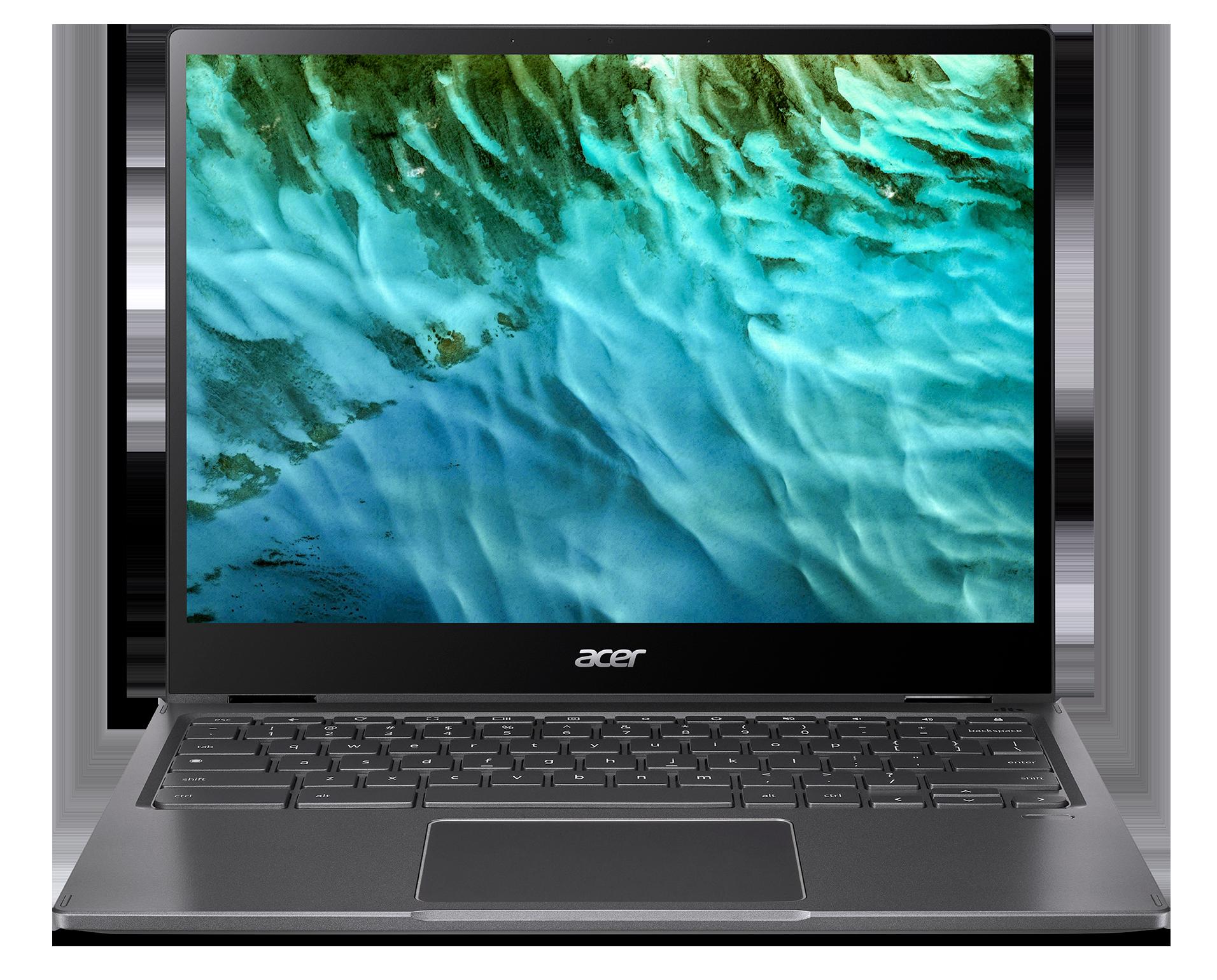 Acer Chromebook Spin 713 - 13,5T''/i5-1135G7/8G/256SSD/Chrome šedý - NX.A6XEC.002