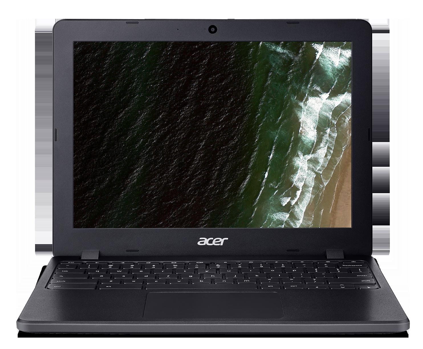 Acer Chromebook 712 - 12T''/i3-10110U/4G/64GB/Chrome černý - NX.HQFEC.001