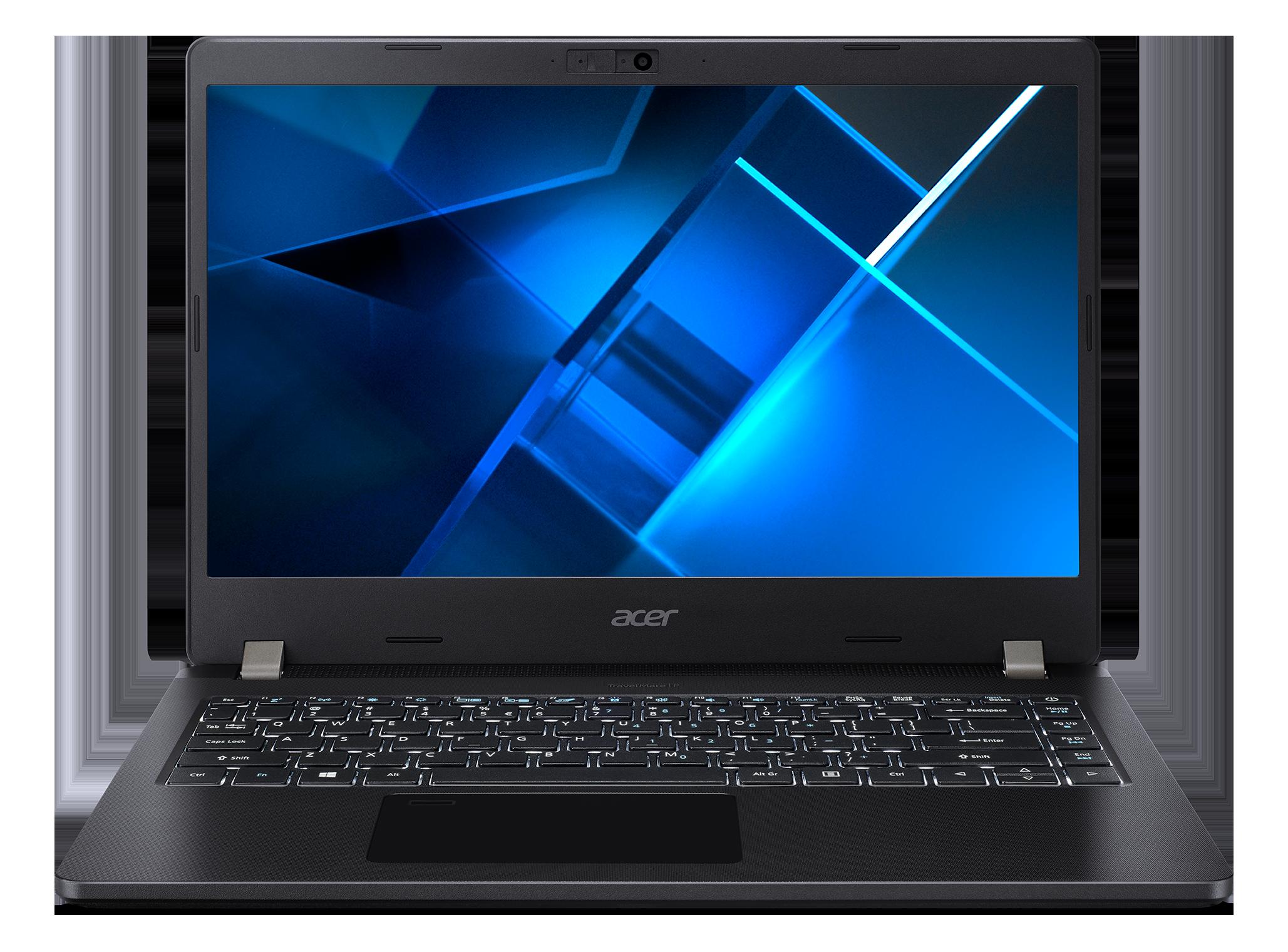 Acer TravelMate P2 (TMP214-53) - 14''/i7-1165G7/16G/512SSD/SmartCard/IPS/W10Po - NX.VQ4EC.003