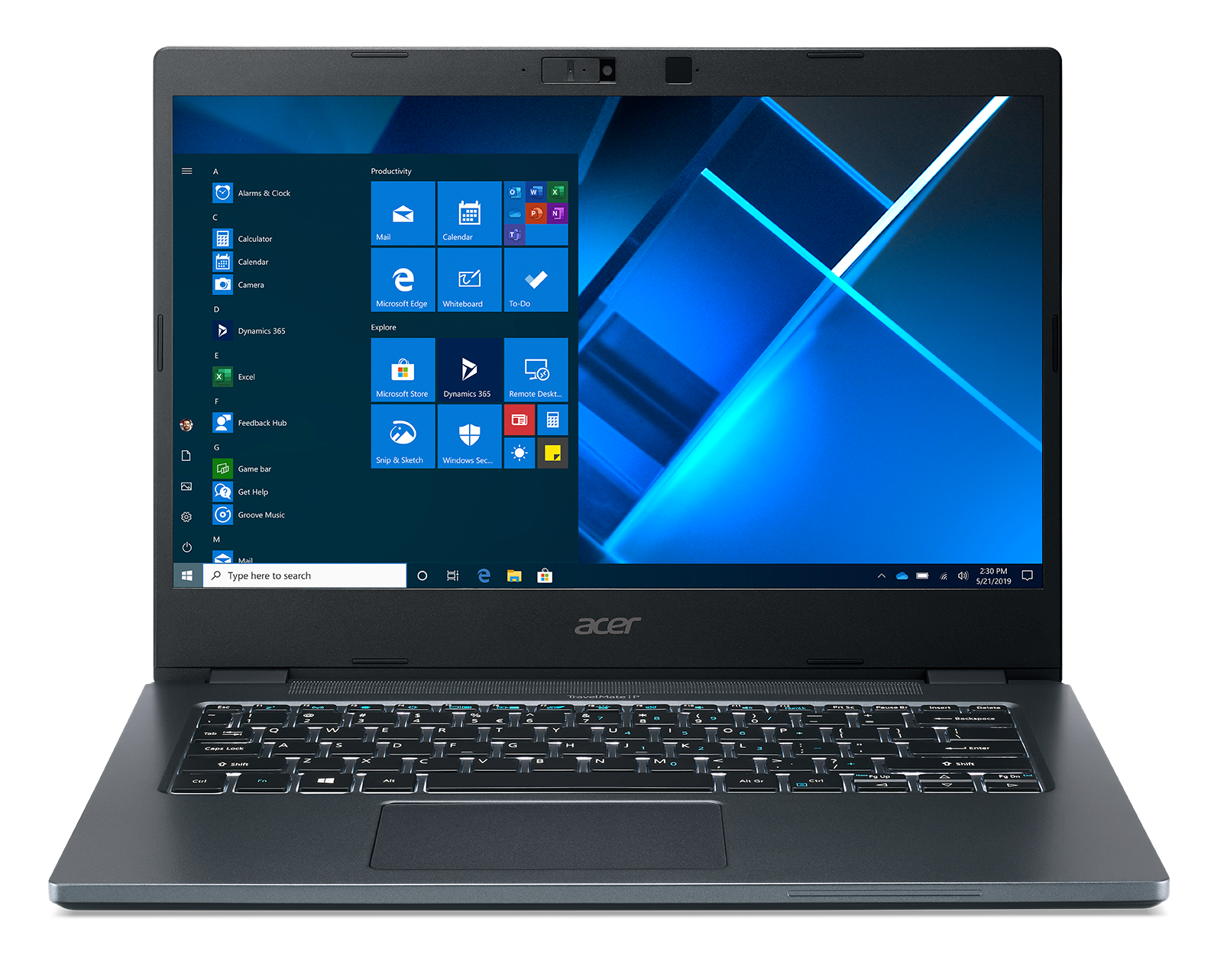 """Acer TravelMate P4 Spin (TMP414RN-51) - 14T""""/i3-1115G4/512SSD/8G/W10Pro + 2 roky NBD"""
