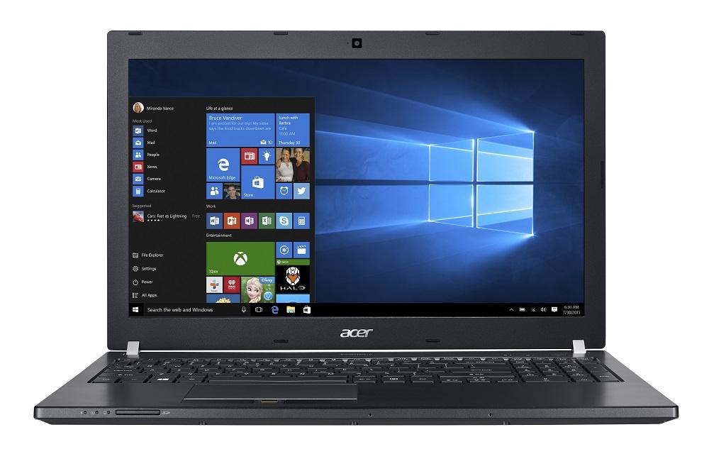 Acer TMP658-M 15,6/i7-6500U/256SSD+500/8G/W7+10P