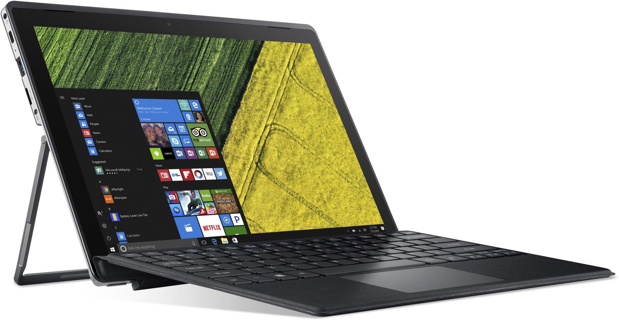 Acer Switch 3 - 12T''/N4200/64GB/4G/W10 + stylus