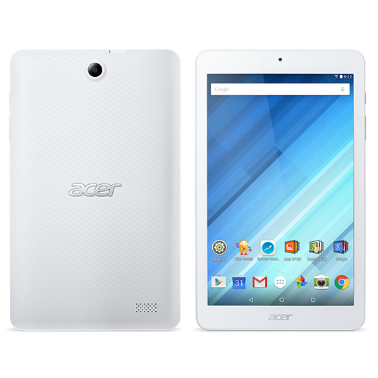 Acer Iconia One 8 - 8''/MT8167/16GB/1G/IPS/Android 7.0 bílý