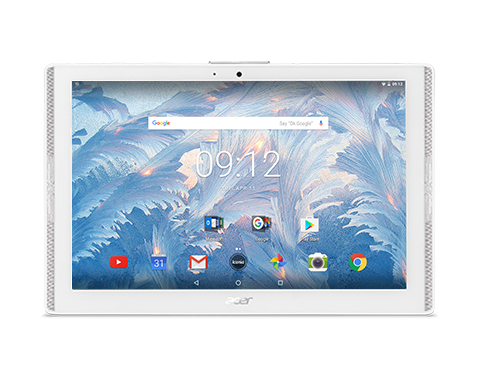 Acer Iconia One 10 - 10'/MT8167/32GB/2G/IPS FHD/Android 7.0 bílý