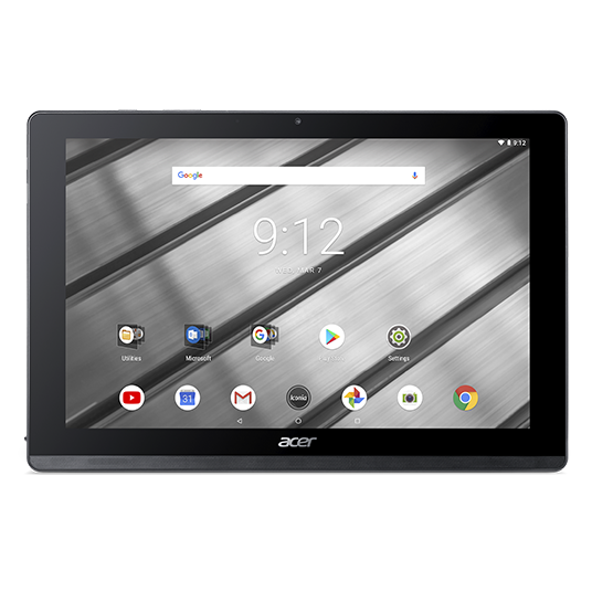 Acer Iconia One 10 - 10'/MT8167B/16GB/2G/IPS HD/Android 8.1 šedý