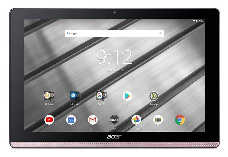 Acer Iconia One 10 - 10'/MT8167A/32GB/2G/IPS FullHD/Android 8.1 rose gold