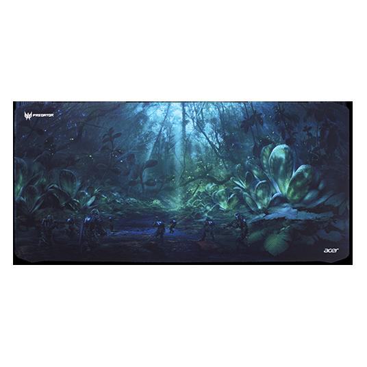 Acer PREDATOR FOREST BATTLE herní podložka pod myš XXL