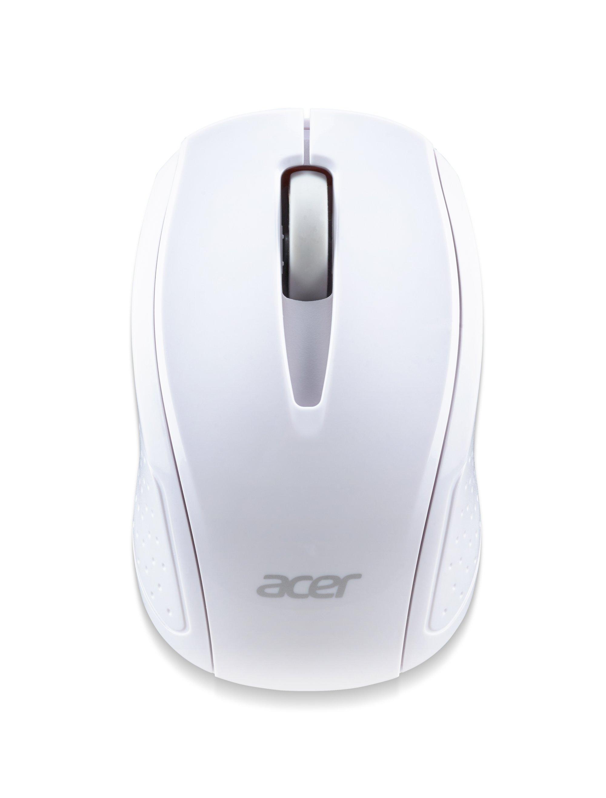Acer G69 bezdrátová myš bílá - GP.MCE11.00Y