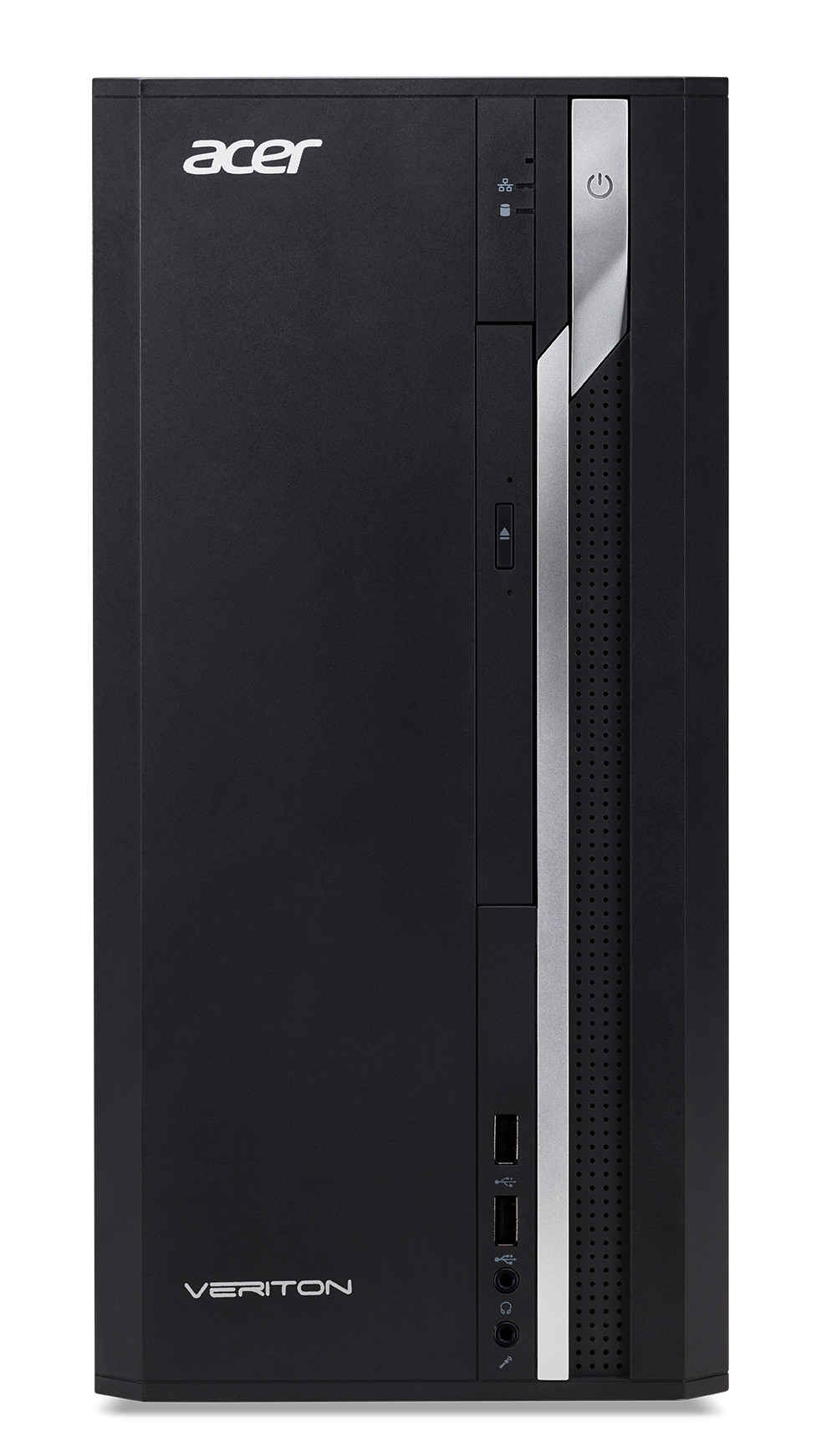 Acer Veriton E (VES2710G) - G4560/4G/1TB/DVD/DOS + 2 roky NBD