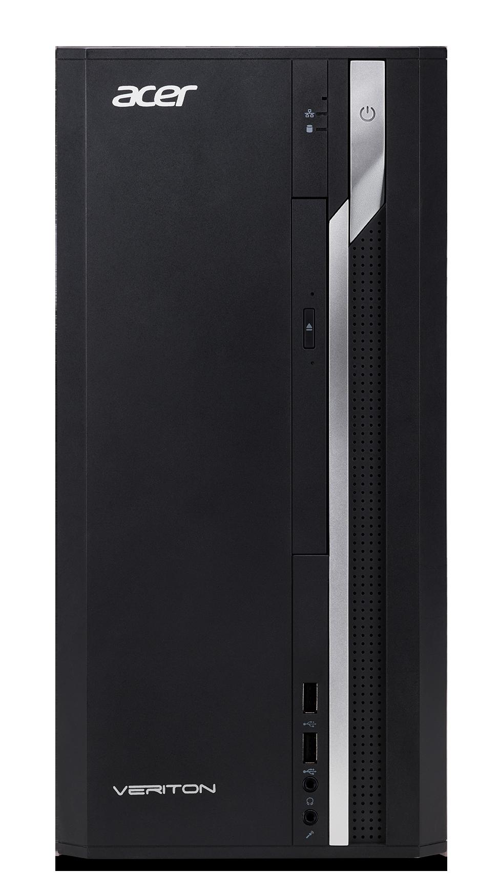 Acer Veriton E (VES2710G) - i5-7400/4G/256SSD/DVD/W10Pro