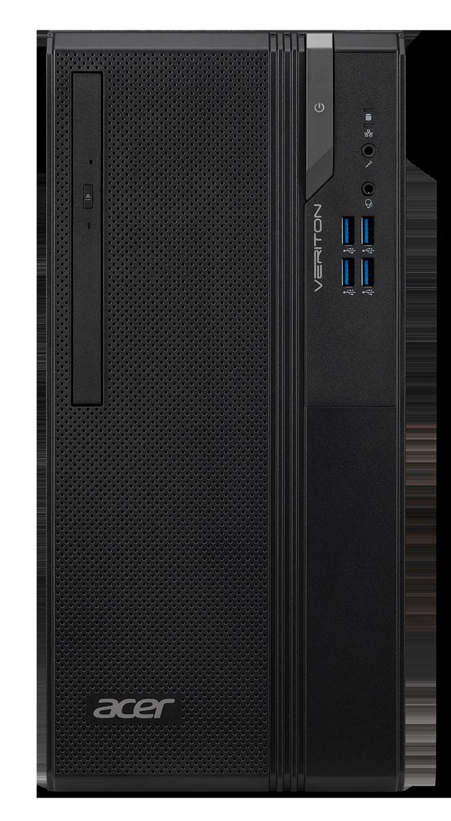 Acer Veriton E (ES2740G) - i3-10100/256SSD/4G/DVD/W10 + 2 roky NBD