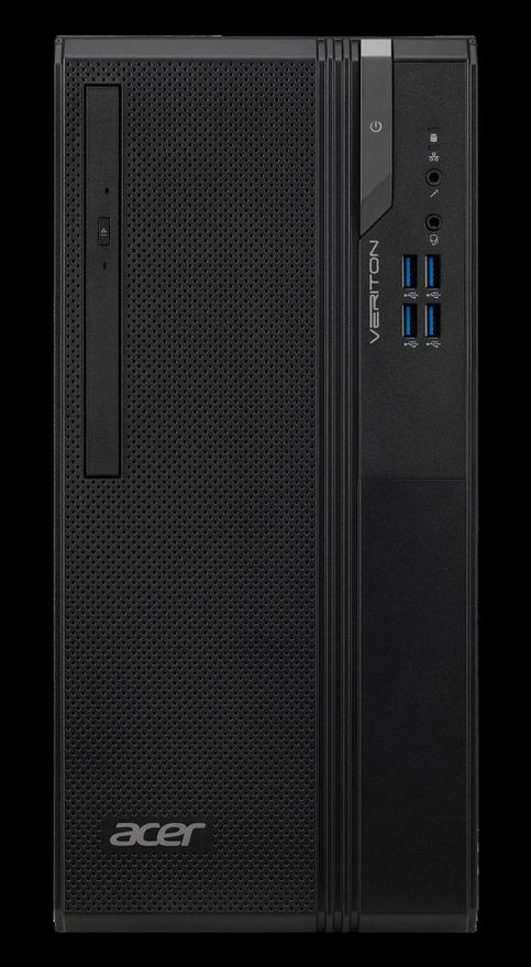 Acer Veriton E (ES2740G) - i5-10400/512SSD/8G/DVD/W10Pro + 2 roky NBD