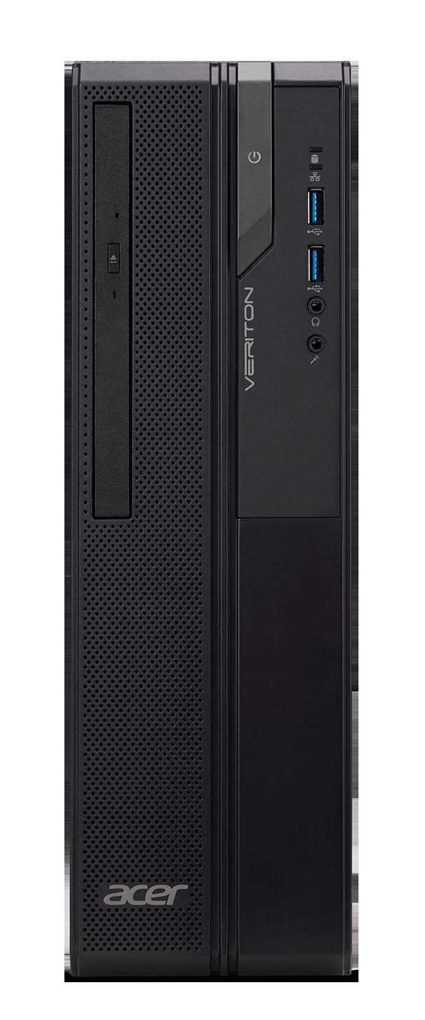 Acer Veriton E (VEX2620G) - J4050/4G/1TB/DVD/Free DOS + 2 roky NBD