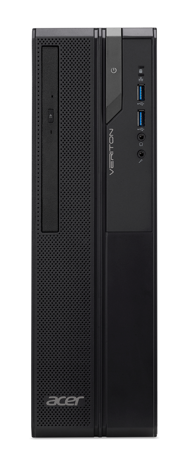 Acer Veriton X (VX2620G) - J5005/4G/256SSD/DVD/W10Pro + 2 roky NBD