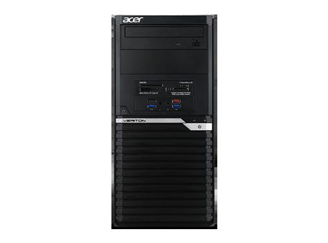 Acer Veriton M (VM6660G) - i7-9700/2*8G/512SSD/DVD/W10Pro + 3 roky NBD