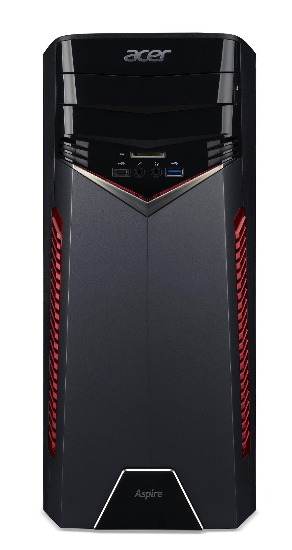 Acer Aspire GX-781 - i5-7400/128SSD+1TB/8G/GTX1060/DVD/W10