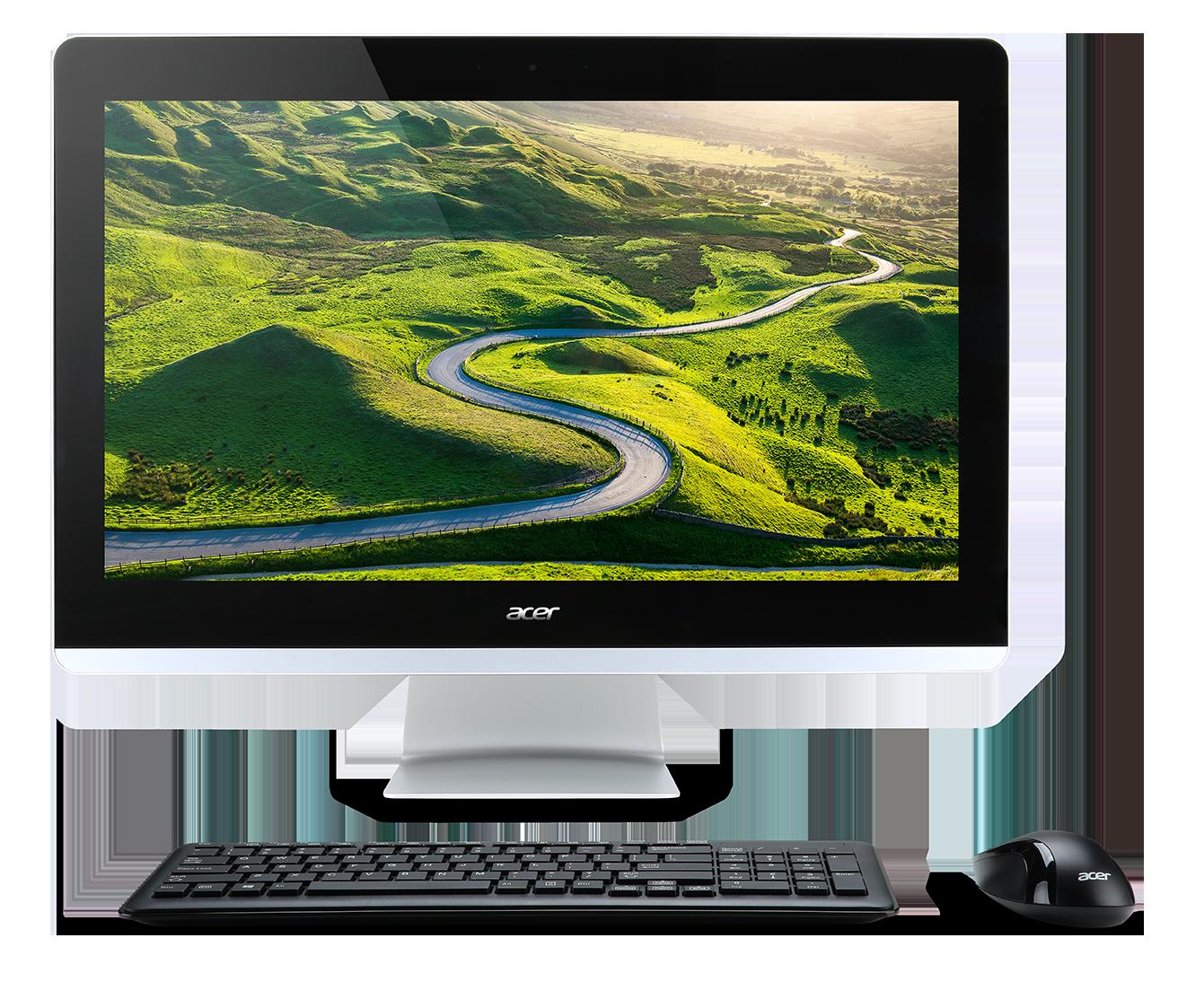 Acer Aspire AZ3-705 - 21,5''/i3-5005U/1TB/4G/W10