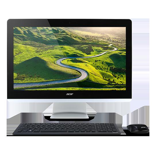 Acer Aspire AZ3-715- 23,8''/G4400T /1TB/4G/W10