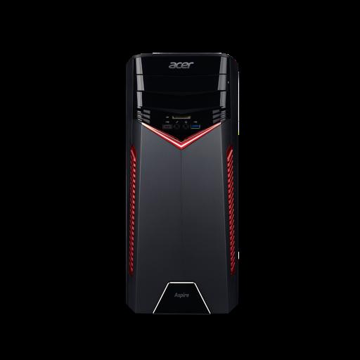 Acer Aspire GX-781 - i5-7400/256SSD+1TB/2*8G/GTX1070/DVD/W10