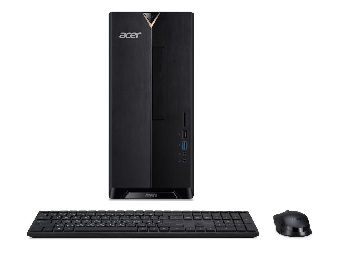 Acer Aspire TC-886 - i5-9400F/512SSD+1TB/8G/GTX1660/W10