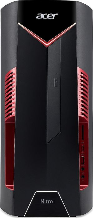 Acer Nitro N50-600 - i5-9400F/1TBSSD/16G/GTX1660/DVD/W10