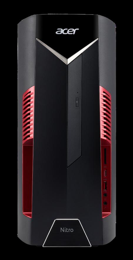 Acer Nitro N50-600 - i5-9400/512SSD+2TB/16G/GTX1660S/W10