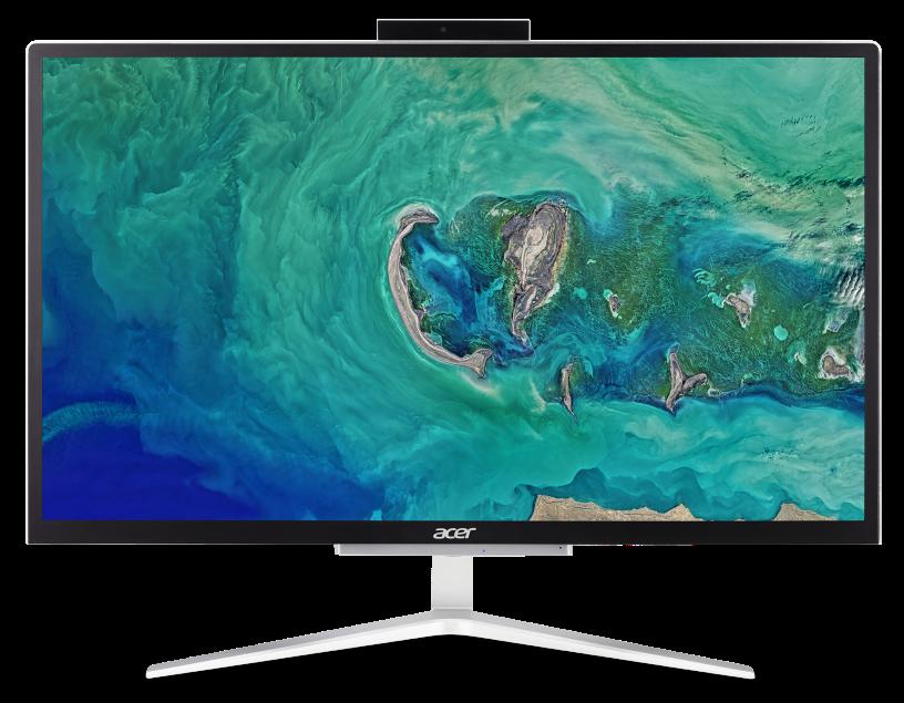 Acer Aspire C22-820 - 21,5'/J5040/256SSD/4G/Linux