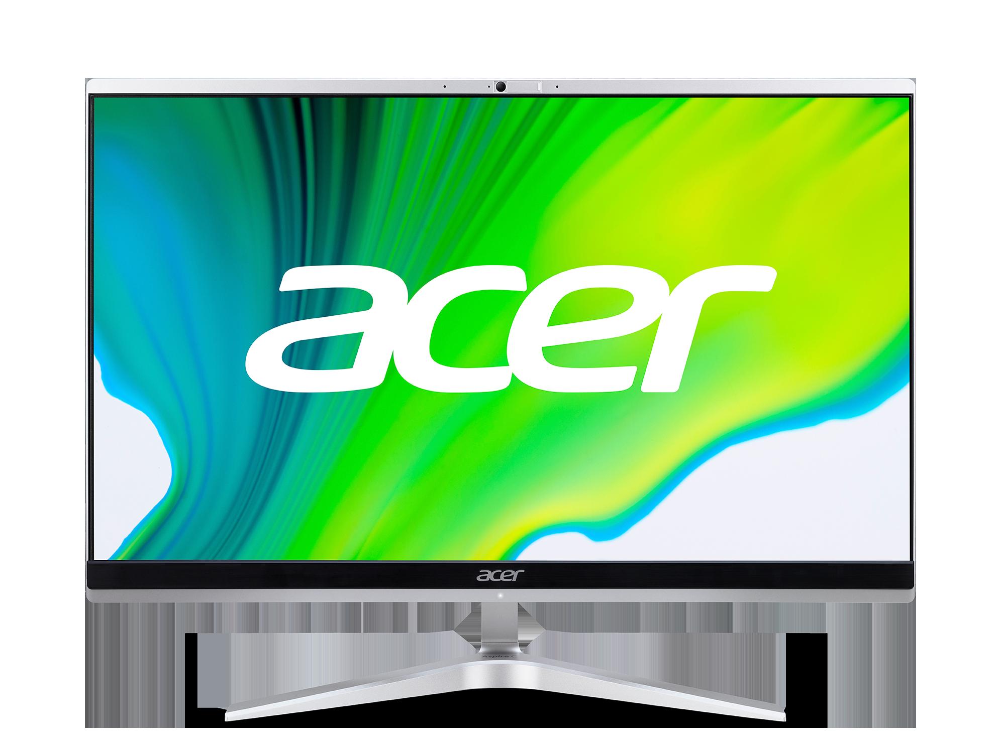 Acer Aspire C22-1650 - 21,5'/i3-1115G4/1TB/4G/W10 stříbrný