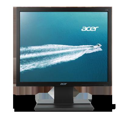 17' LCD Acer V176LB - TN,SXGA,5ms,250cd/m2, 100M:1,5:4,VGA