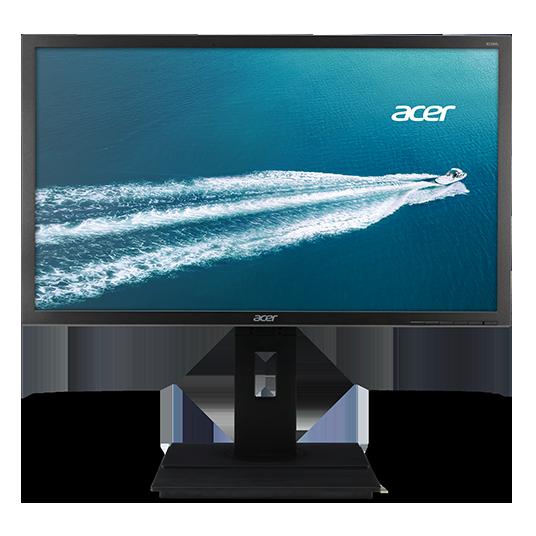 22' LCD Acer B226WL - TN,WSXGA+,5ms,60Hz,250cd/m2, 100M:1,16:10,DVI,DP,VGA,Pivot,repro