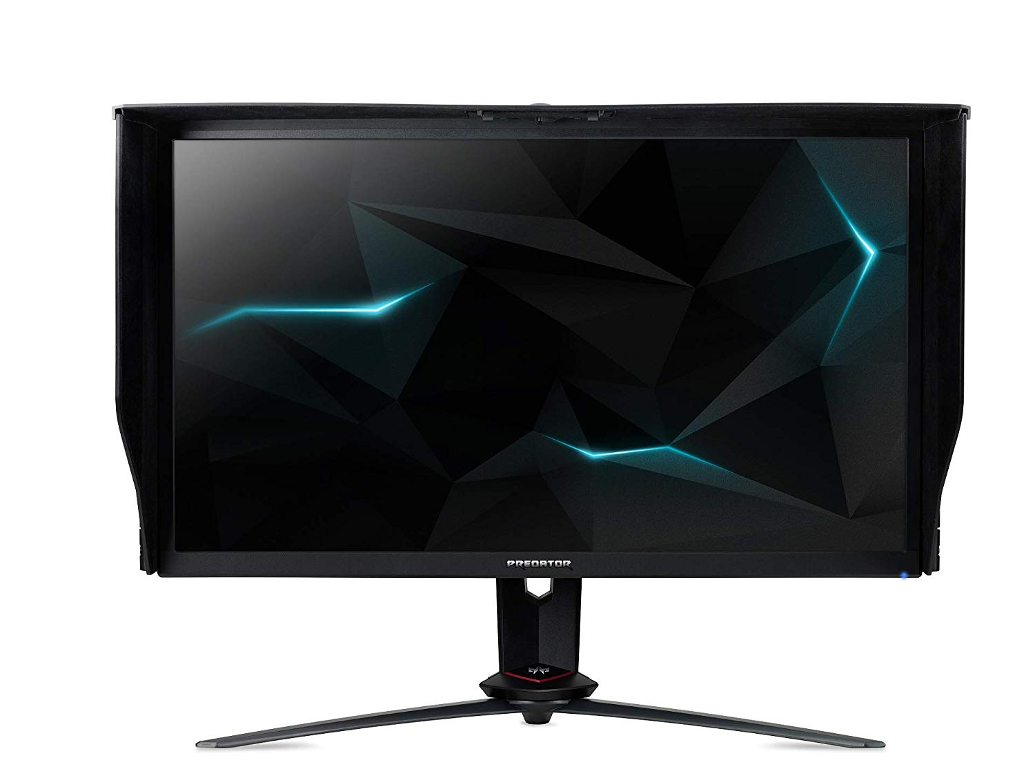 27'' LCD Acer Predator XB273KS - IPS,4K,4ms,144Hz,350cd/m2, 100M:1,16:9,HDMI,DP,USB,repro.,výška.