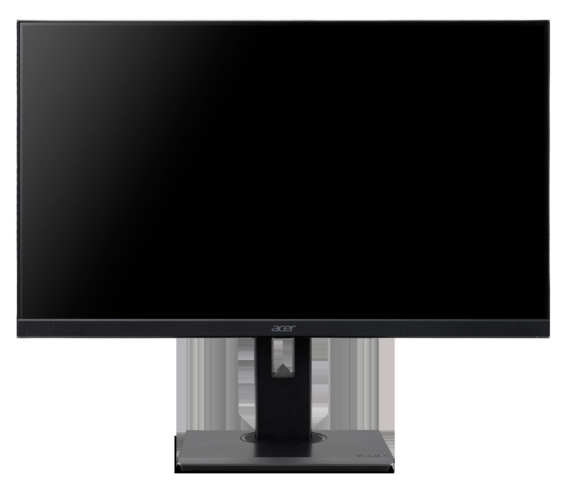 27'' Acer B277K - IPS, 4K, 4ms, 300cd/m2, 16:9, HDMI, DP, USB, pivot, výška, repro. + 3 roky NBD - UM.HB7EE.018