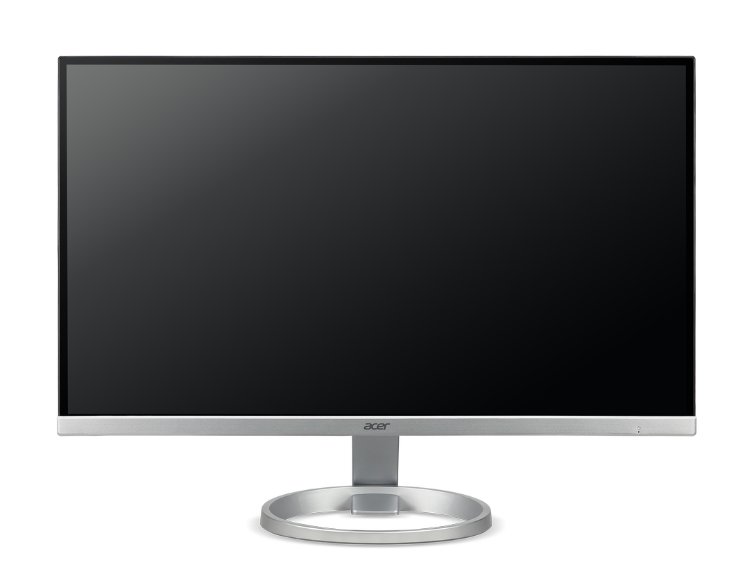 27'' Acer R270U - IPS, WQHD@75Hz, 1ms, 350cd/m2, 16:9, HDMI, DisplayPort, FreeSync, repro - UM.HR0EE.014