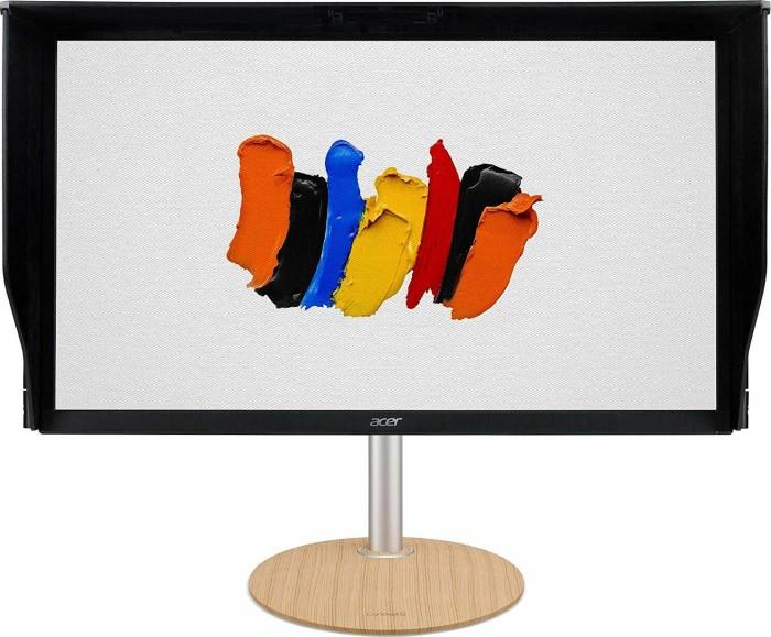 27'' Acer ConceptD CP3271KP - IPS, 4K, 4ms, 400cd/m2, 16:9, HDMI, DP, USB, DeltaE, FreeSync, výška - UM.HC1EE.P01
