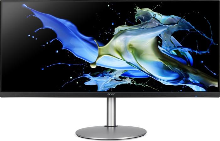 34'' Acer CB342CK - IPS, QHD@75Hz, 1ms, 250cd/m2, 21:9, HDMI, DP, USB, FresSync, HDR, výška - UM.CB2EE.001