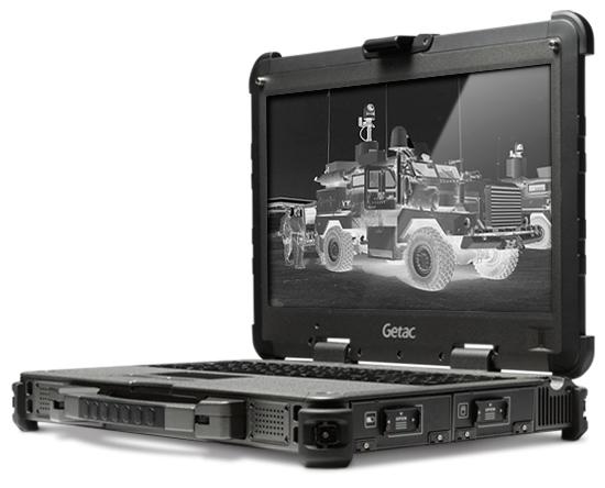 """Getac X500 15.6"""", Core i5-4300M, 8GB, 500 HDD, W7P"""