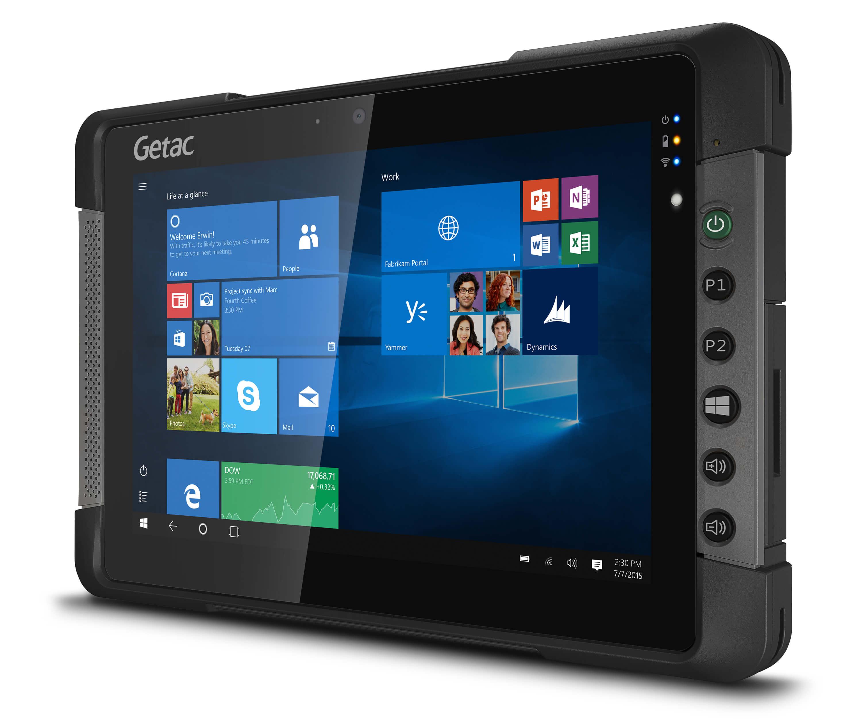 """Getac T800 Basic 8.1""""/x7-Z8700/4GB/64GB/W10P"""