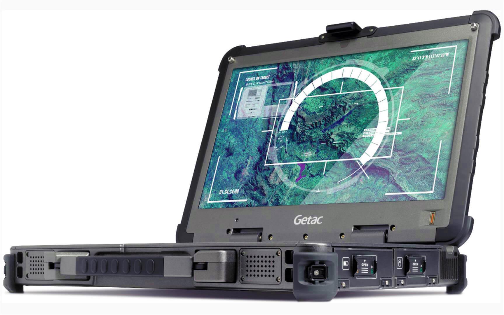 "GETAC - Getac X500 Basic 15.6""/i5-4310M/8GB/500GB/W10P"