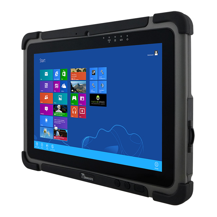 Winmate M101B - 10.1' FullHD odolný tablet, Celeron N2930, 4GB/64GB, IP65, Windows 10 IoT