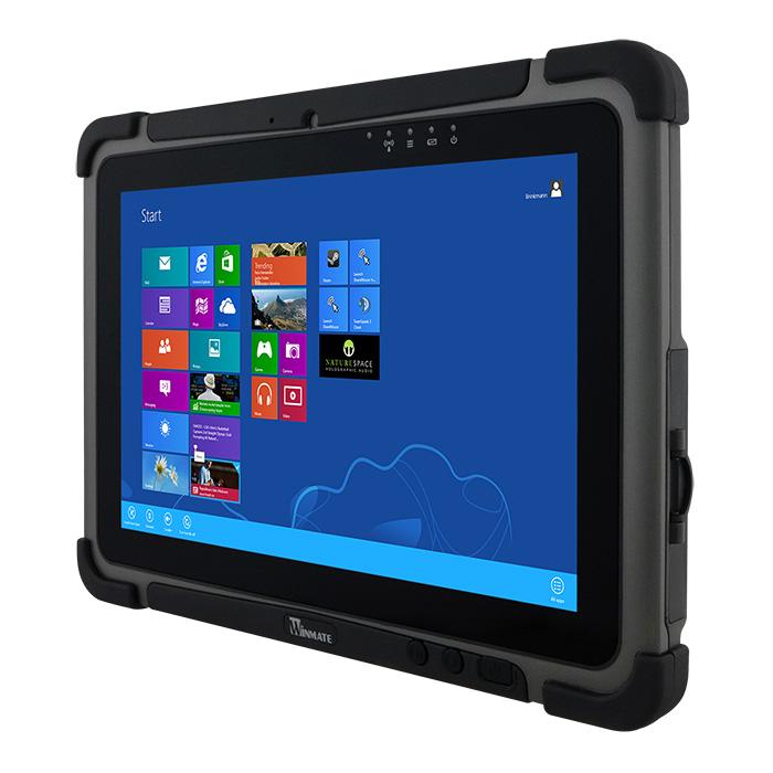 Winmate M101B-HF - 10.1' odolný tablet, Celeron N2930, 4GB/64GB, IP65, HF RFID, Windows 10 IoT
