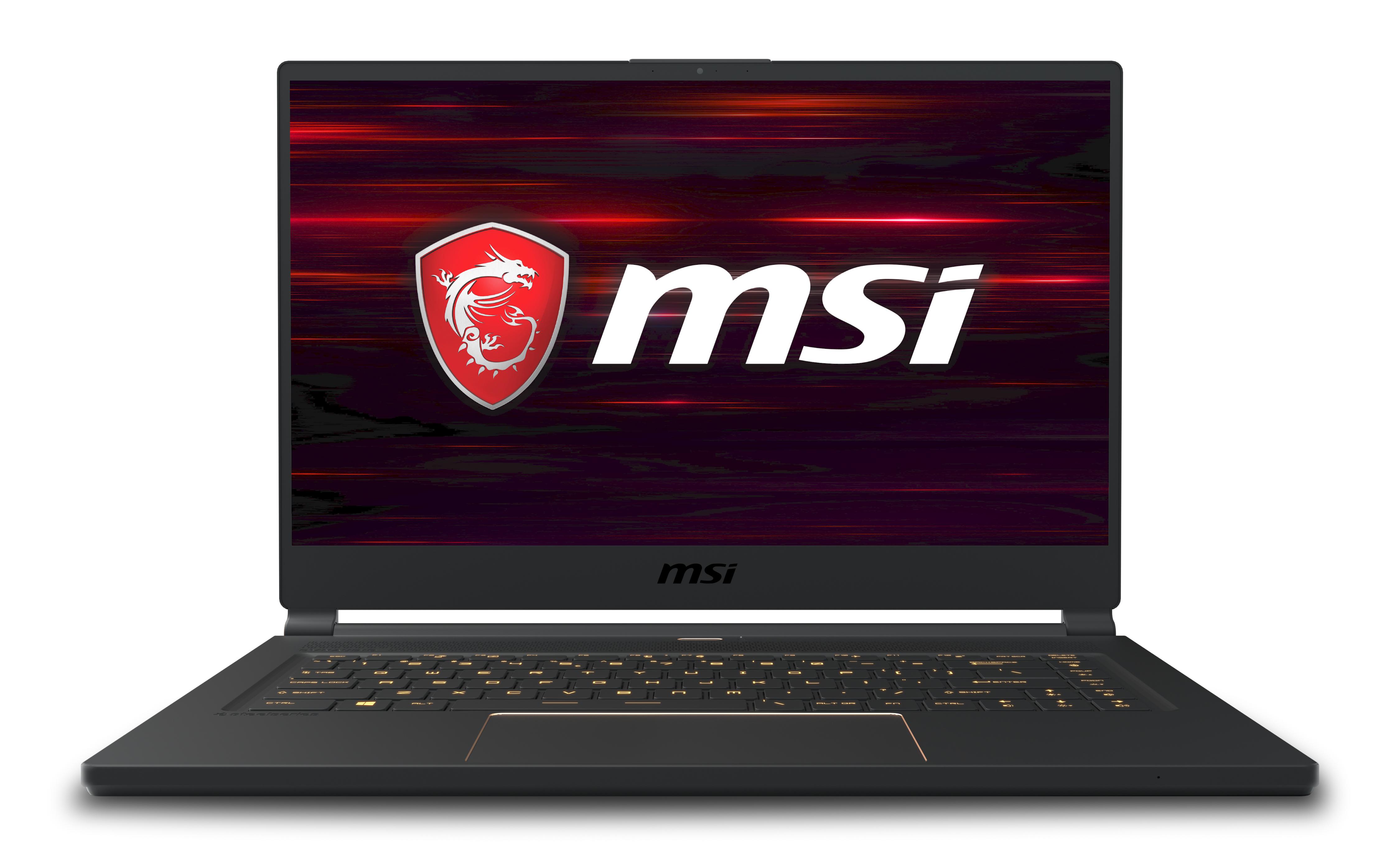 MSI GS65 15,6'' FHD/i7-9750H/16GB/1TBSSD/2070/W10