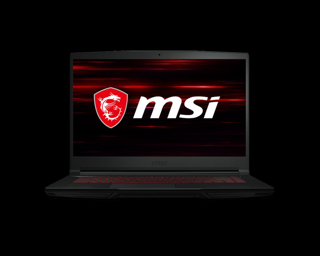 MSI GF63 15,6'' FHD/i7-10750H/16GB/256+1T/1650Ti MaxQ 4GB/W10