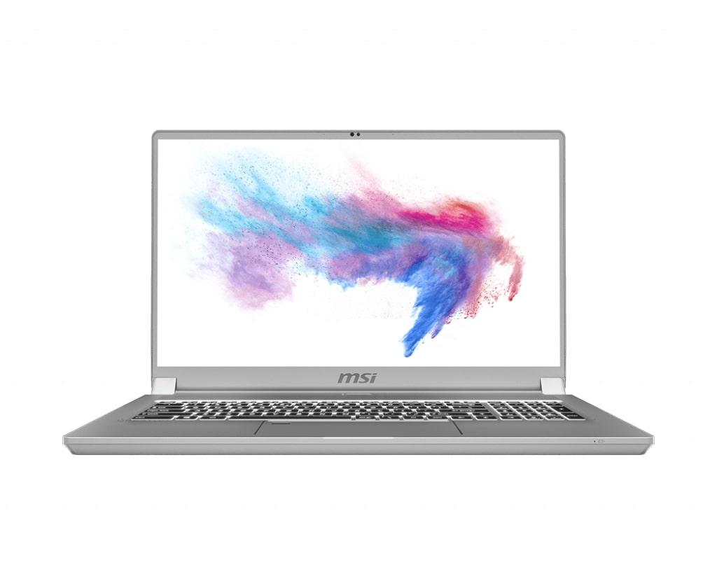 MSI Creator 17.3''UHD/i7-10875H/32GB/2TB/2080/W10P