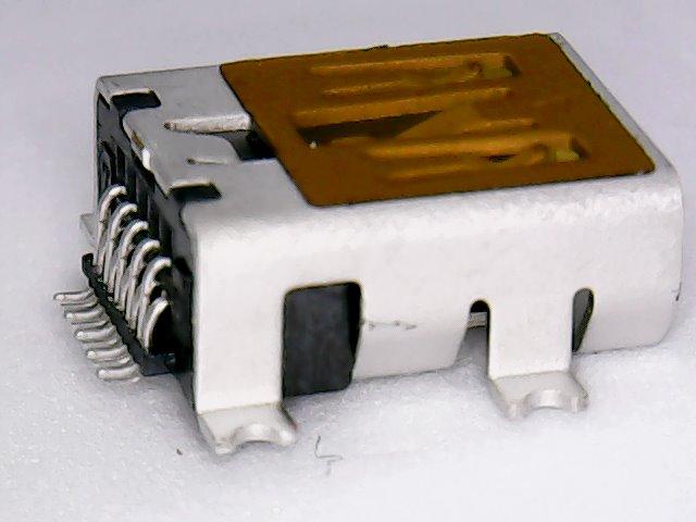 NTSUP mini USB konektor pro GoPro HERO3 3+ HERO4 female - 68890022